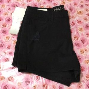 🖤NWT Black Shorts🖤